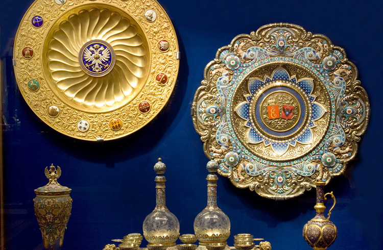 The State Hermitage Museum, St Petersburg, Russia | Enamels Exhibitions | from The Khalili Collections